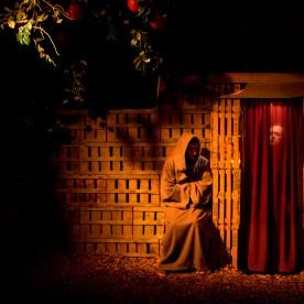 La Monja enterrada en vida - La Seca